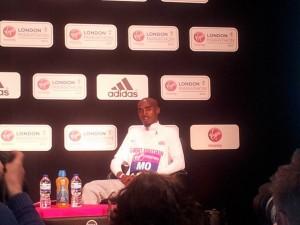 Farah in Confident Mood Ahead of Marathon Test in London