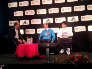 Thompson and Overall Follow Farah as Top British Interest in London