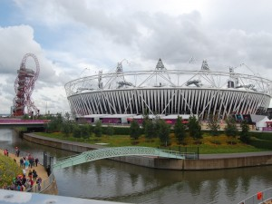 Revisiting London's Olympic Stadium