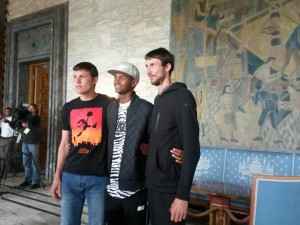 The Sky's the Limit for Barshim's World Record Attempt