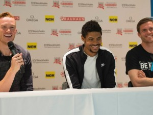 High Expectations for Jumps and Middle Distance Stars in Stockholm