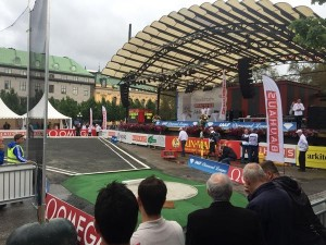 Comfortable Victory for Schwanitz in Stockholm City Square