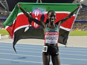 Beijing Medal Comeback the Aim for Cheruiyot